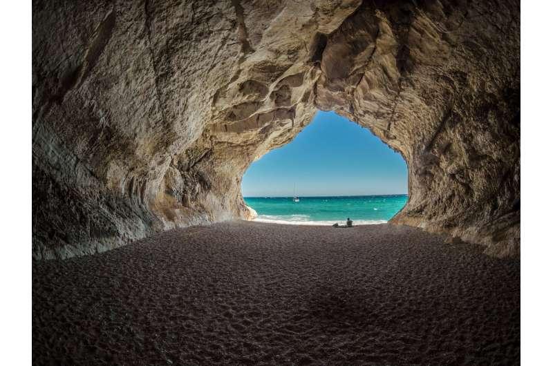 coast cave