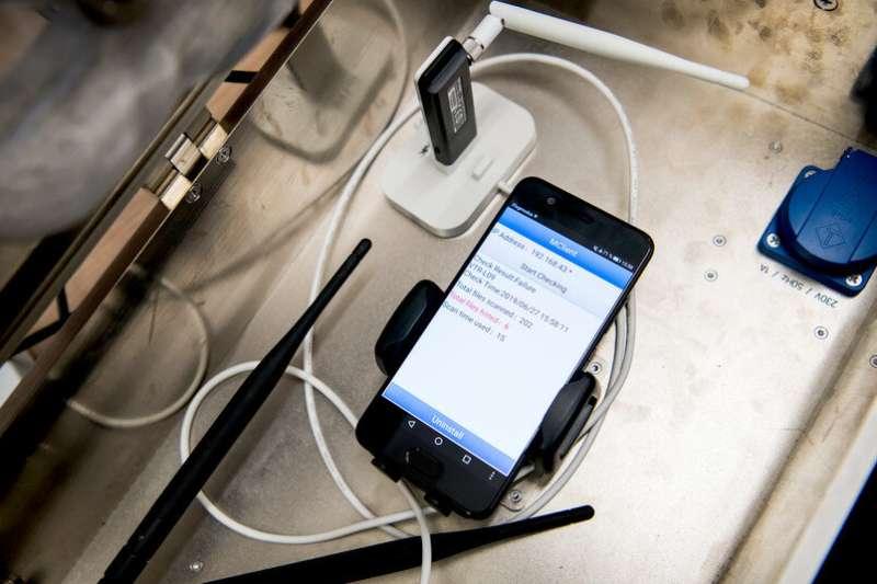 Code in Chinese surveillance app analysed