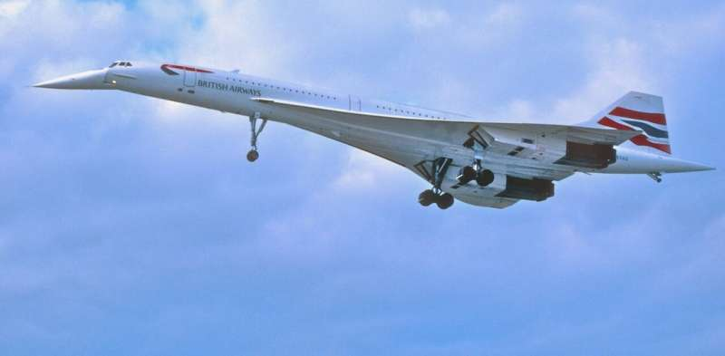 Commercial supersonic aircraft could return to the skies