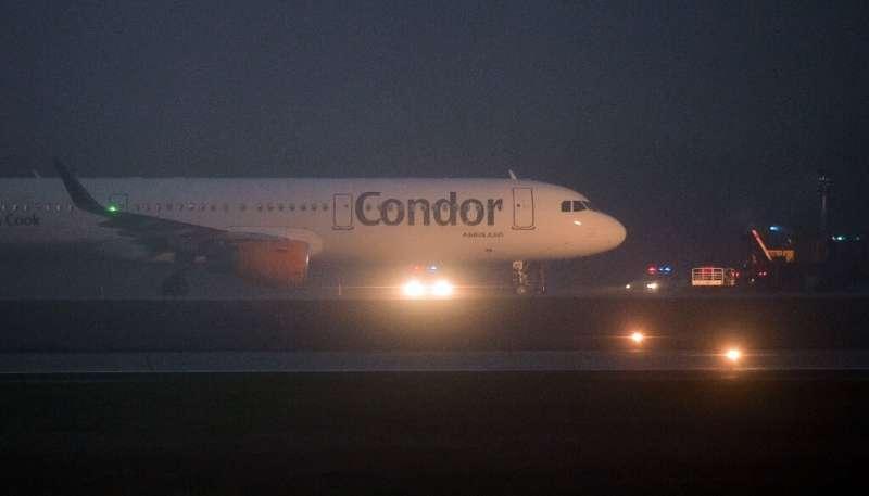 Condor wants to keep flying