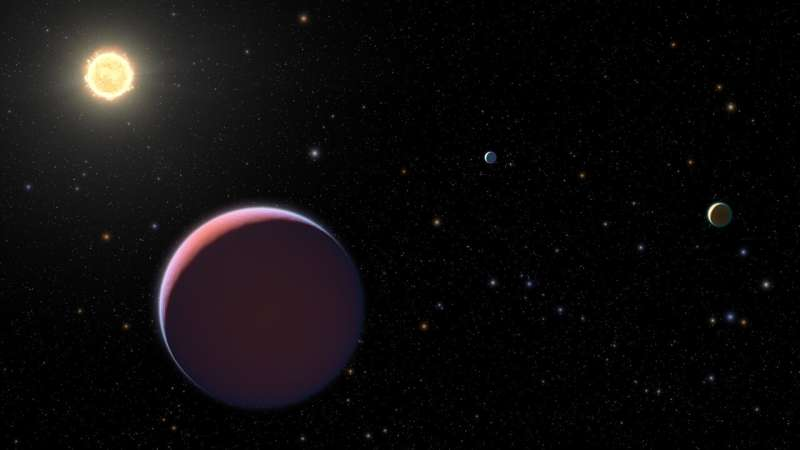 'Cotton candy' planet mysteries unravel in new Hubble observations
