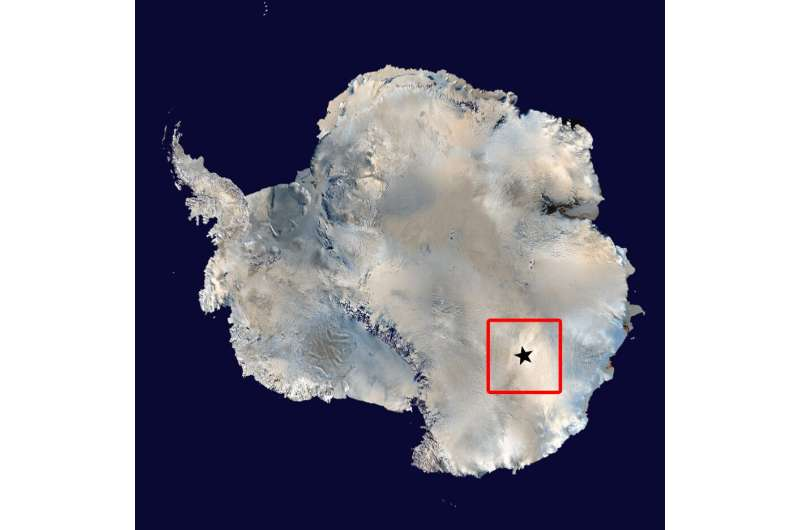 Craving for cold isolation – research doctor rotation in Antarctica