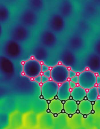 Creating 2-D heterostructures for future electronics