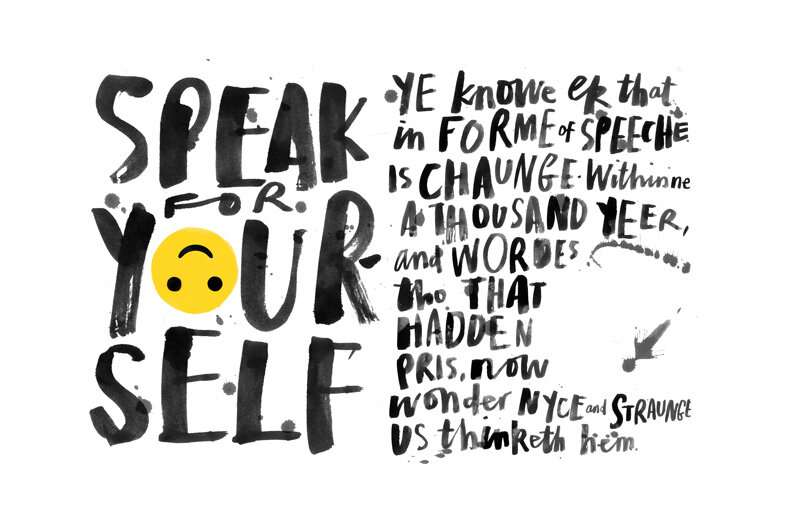 Cringing at how teens talk? surprise — language changes