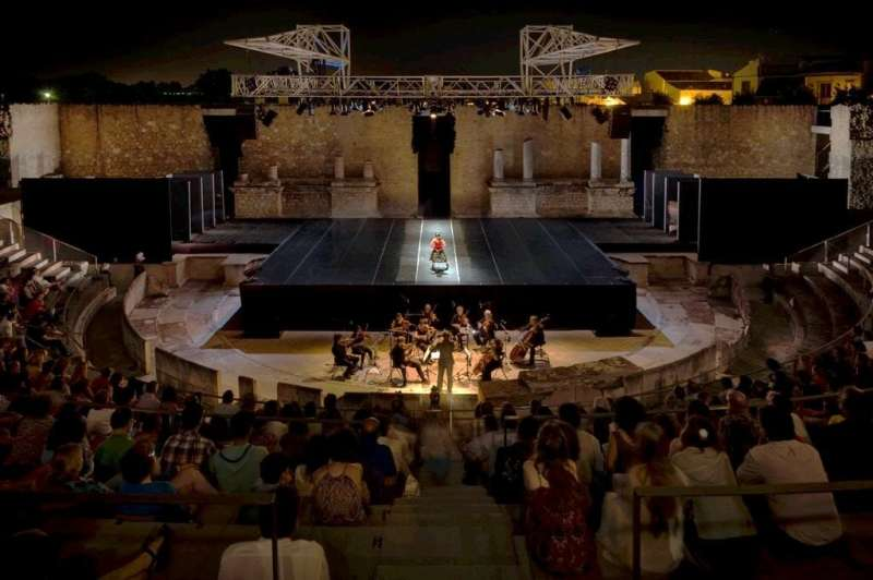 Criteria for the reduction of environmental impact applied in the Roman Theatre of Itálica
