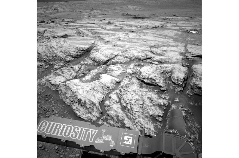 Curiosity detects unusually high methane levels