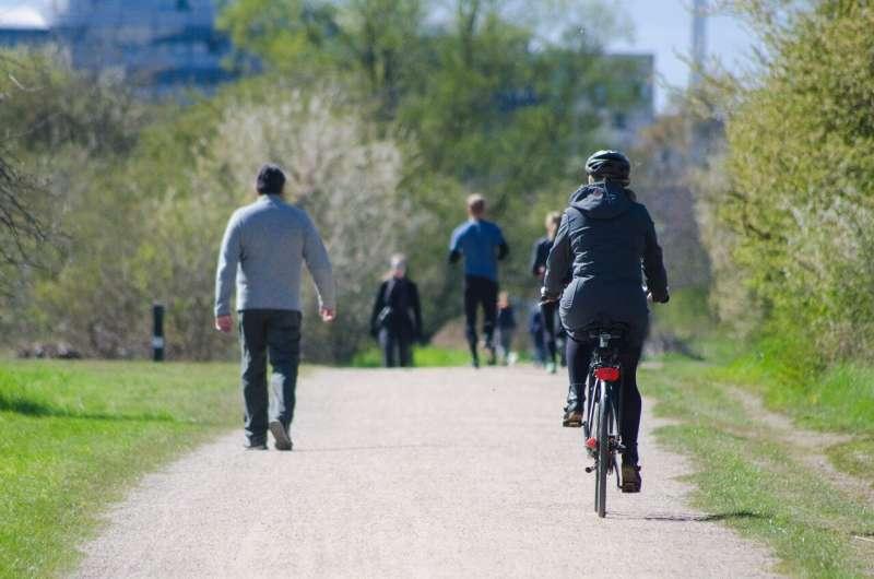 cyclist helmet