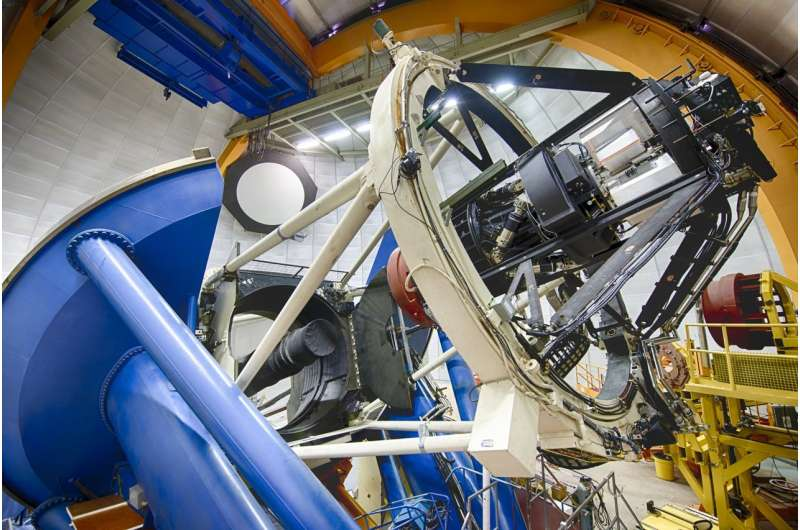 Dark Energy Survey completes six-year mission