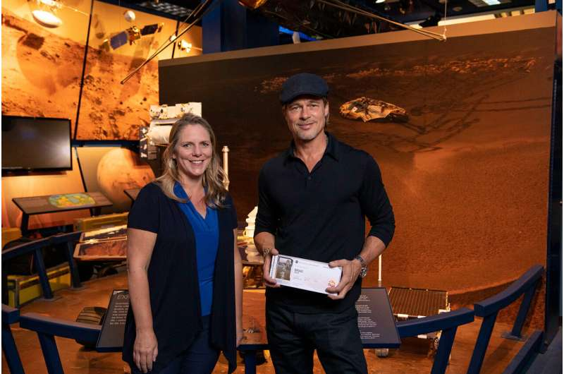 Deadline closing for names to fly on NASA's next Mars rover