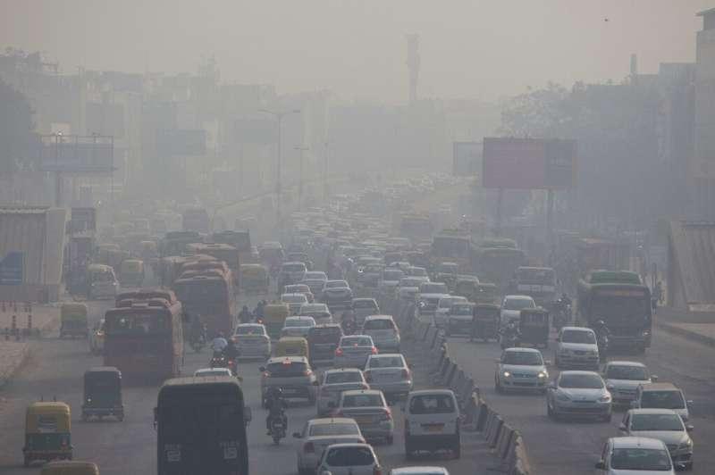 Delhi hit by rare summer air pollution alert