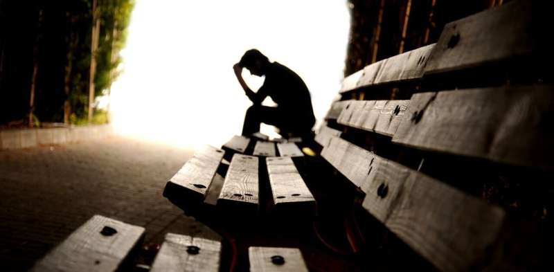 Depression: men far more at risk than women in deprived areas