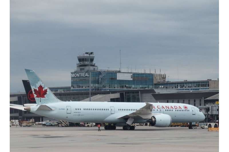 Despite strong earnings, Air Canada says its operations have been disrupted by the grounding of its fleet of Boeing 737 MAX jetl