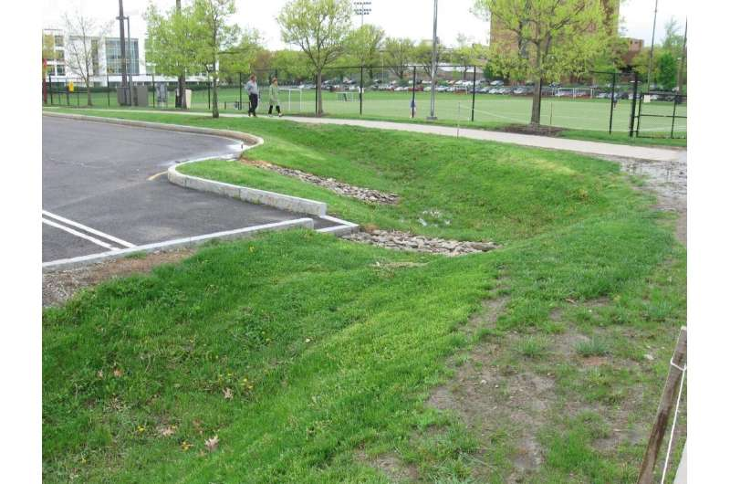 Detention basins could catch more than stormwater