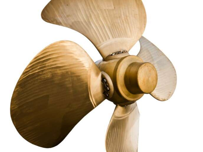 Device confers significant fuel efficiency gains for vessels with controllable pitch propellers