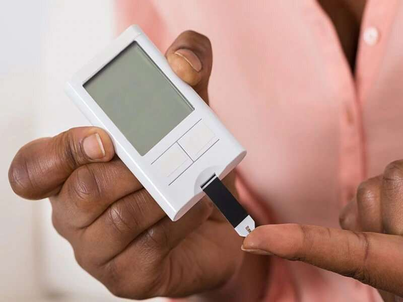 Diabetes prevalence varies by race, ethnicity