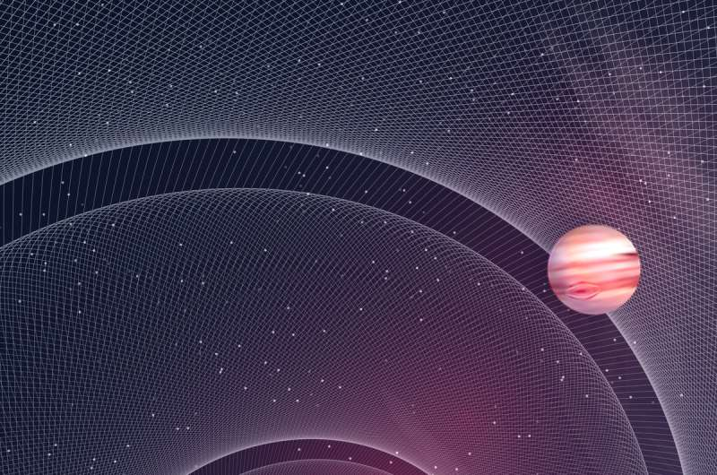 Discovering exoplanets with gravitational waves