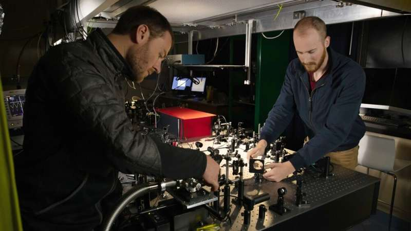 Discovery leads to ultrasensistive way to measure light