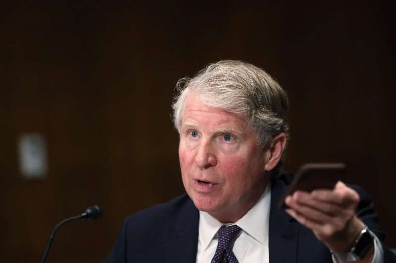 District Attorney Cyrus Vance of New York tells a congressional hearing encryption being used by big tech firms can make it impo