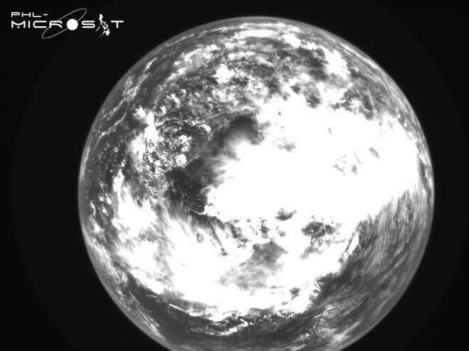DIWATA-2 successfully captures first images
