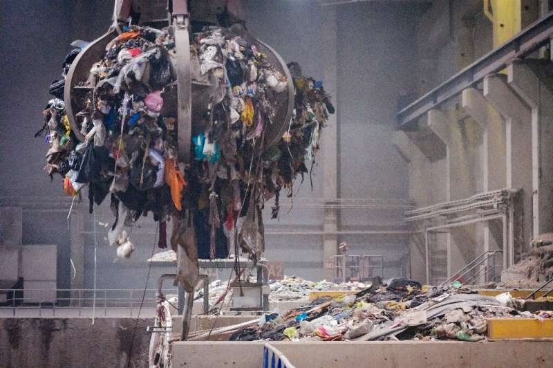 Dog poo is still a tiny fraction of the 1,000 tonnes of household rubbish that Vantaan Energia incinerates every day