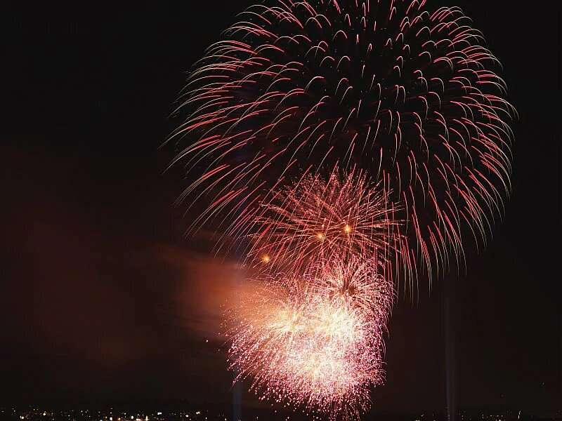Don't let fireworks deafen you