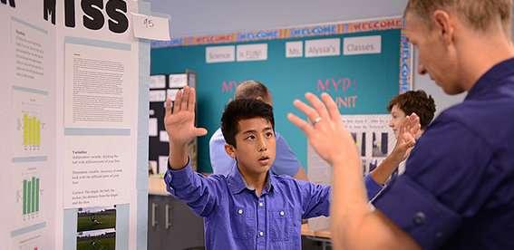 Early choice of math among U.S. immigrant kids lead to STEM careers