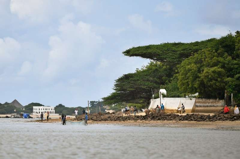 East Africa's first-ever coal-fired power plant has been planned near the Lamu archipelago