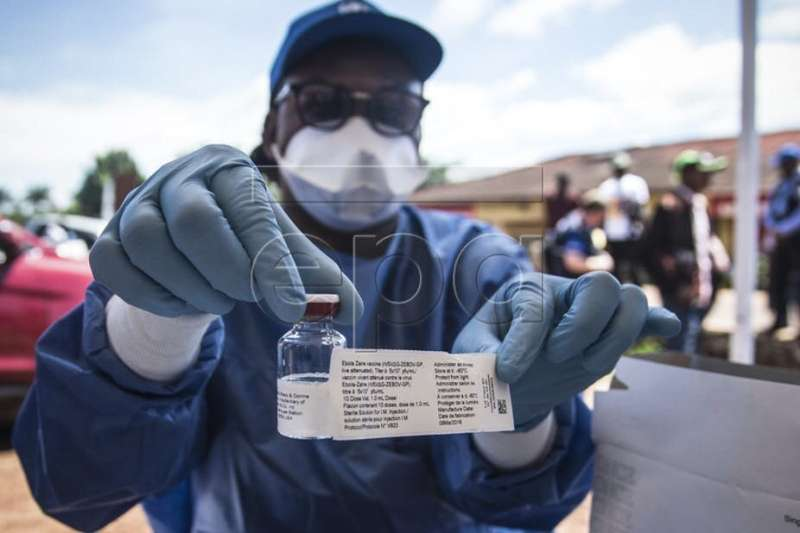 Ebola vaccine is key in ongoing efforts to contain the DRC outbreak