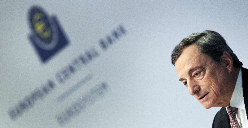 ECB chief Mario Draghi has opened the door for new stimulus measures