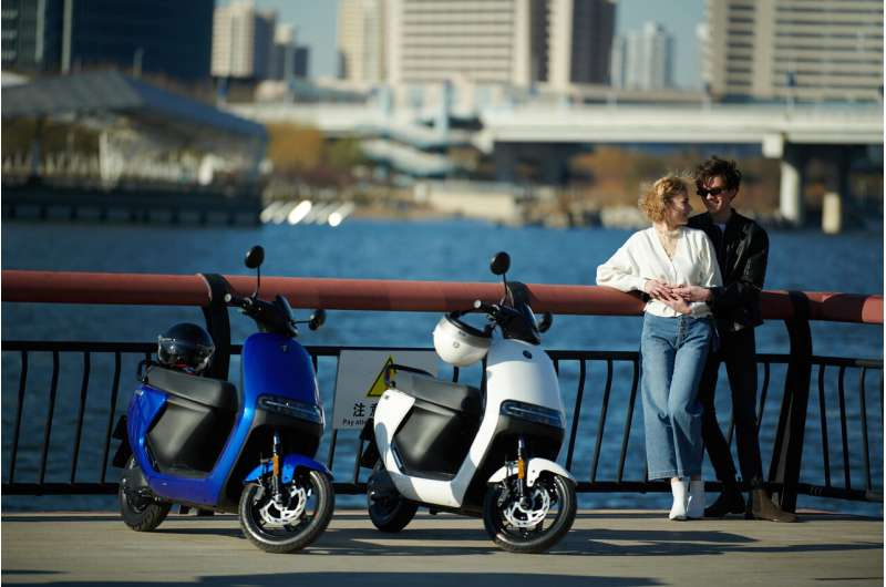 Electric moped, scooter will get riders pumped at CES 2020