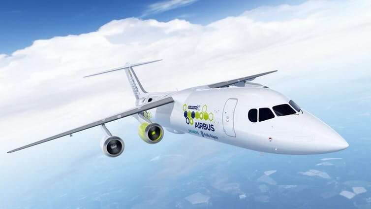 Electric planes are here – but they won't solve flying's CO2 problem