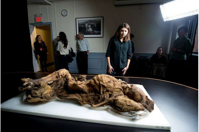 Evidence of atherosclerosis found in 16th-century mummies from Greenland