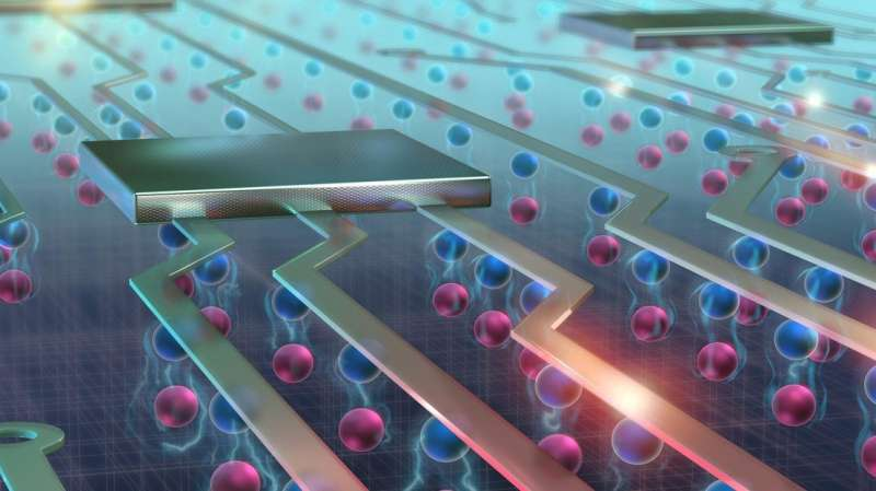 Excitons pave the way to higher-performance electronics