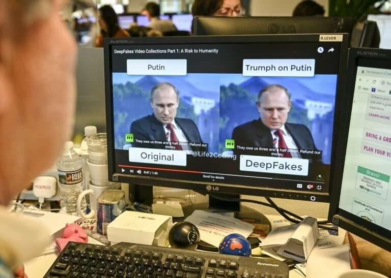 Experts say an important way to deal with deepfakes is to increase public awareness, making people more skeptical of what used t