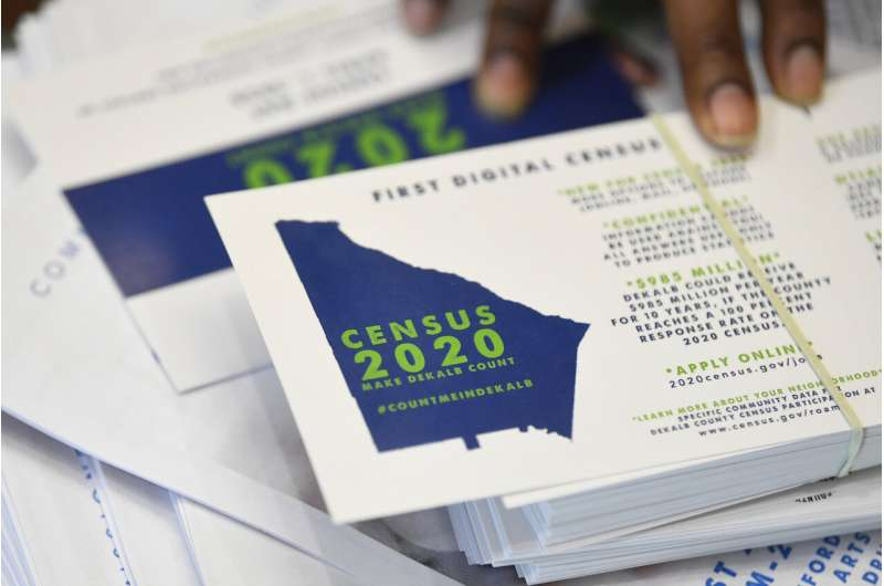Facebook to tackle efforts to interfere with 2020 US census