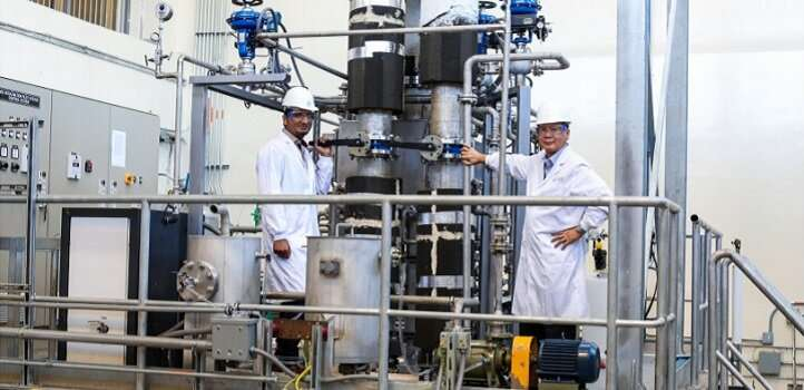 Fair compare of desalination puts heat on energy sources