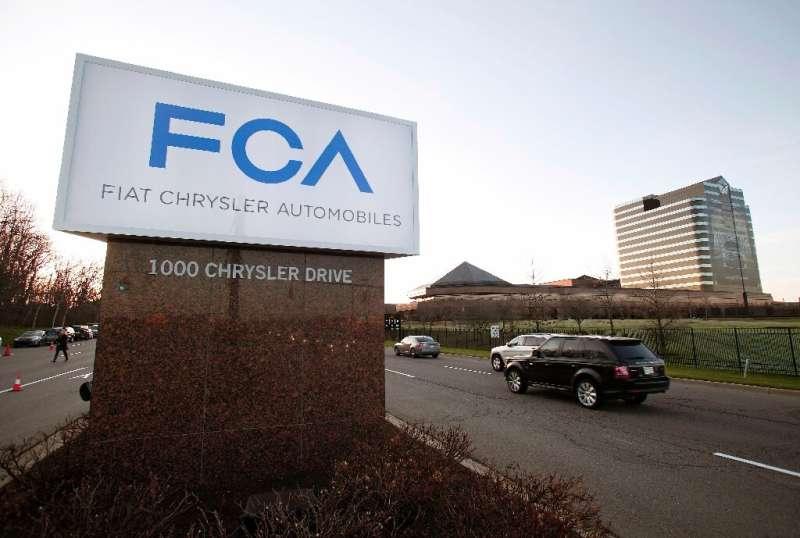 FCA US 'inflated' its auto sales reports, misleading investors, US regulators said