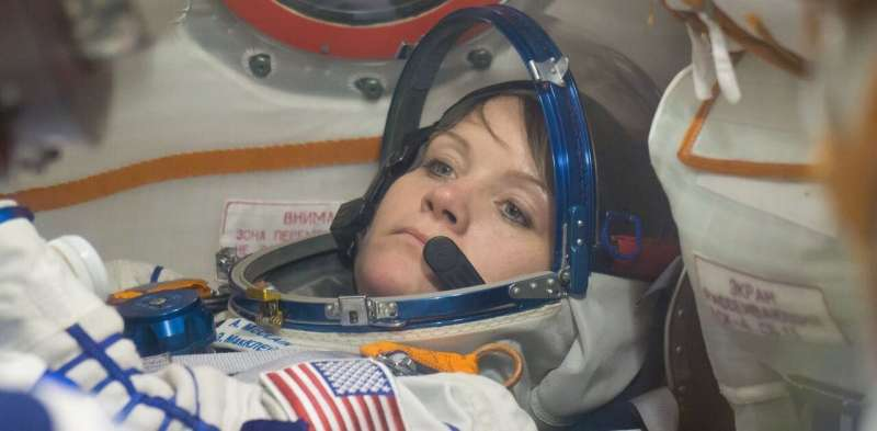 Female astronauts: How performance products like space suits and bras are designed to pave the way for women's accomplishments
