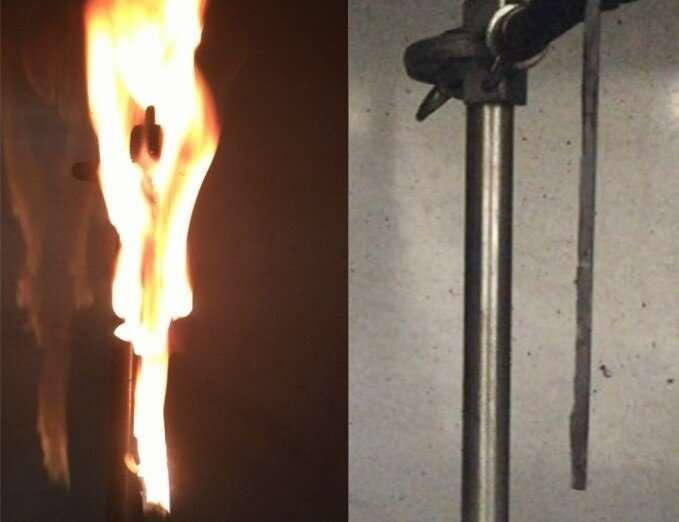 Flame retardants -- from plants