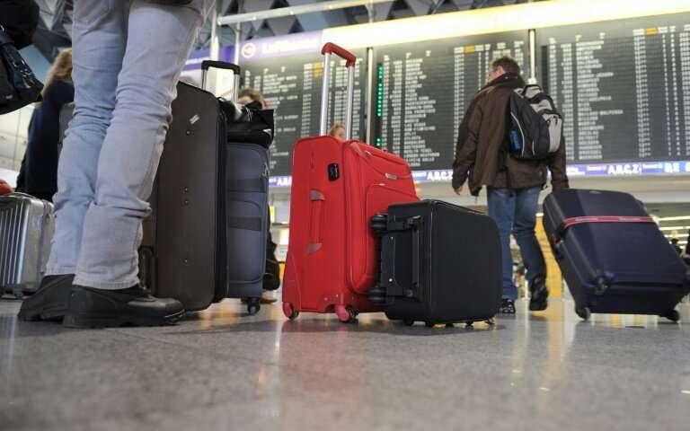 Flight chaos awaits travellers at German airports