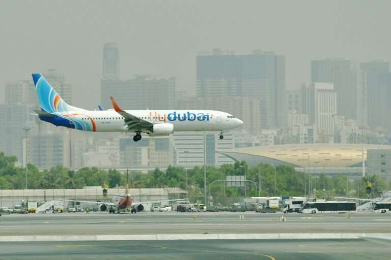 flydubai said it took four ageing Boeing 737-800 planes out of service in 2018, taking delivery of seven newer jets