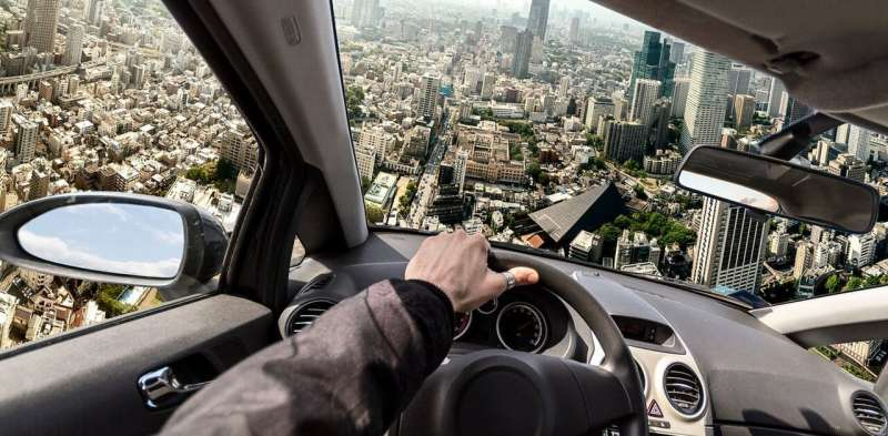 Flying cars: automating the skies means playing with our lives