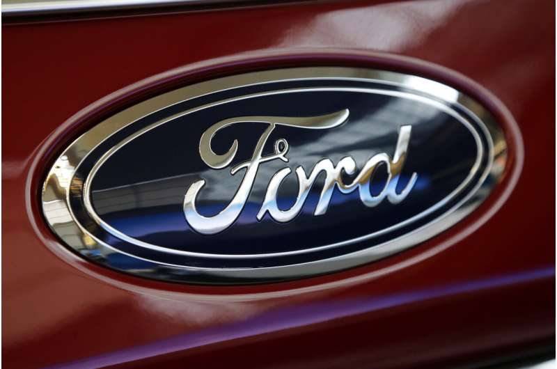 Ford to offer over-the-air software updates across lineup