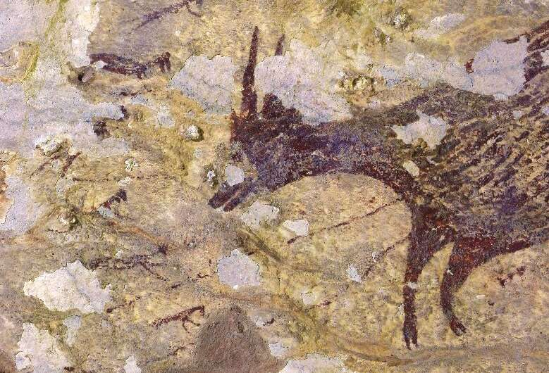 For many years, cave art was thought to have emerged from Europe, but Indonesian paintings have challenged that theory