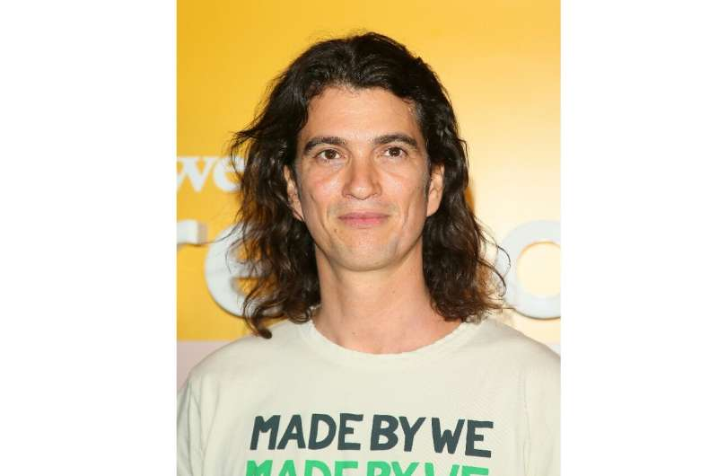 Former Wework CEO Adam Neumann was forced out after the company's faile IPO