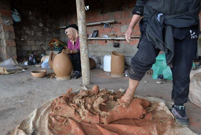 For most of the hundreds of potters in the valleys surrounding Sejnane it is a secondary source of income but for some it keeps