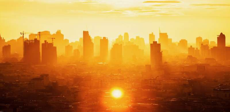 For some urban areas, a warming climate is only half the threat