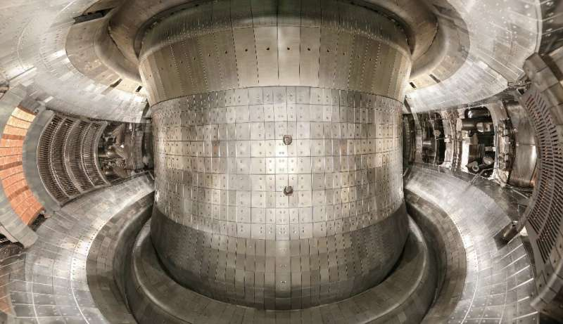 Fusion is what powers our sun - it merges atomic nuclei to create massive amounts of energy
