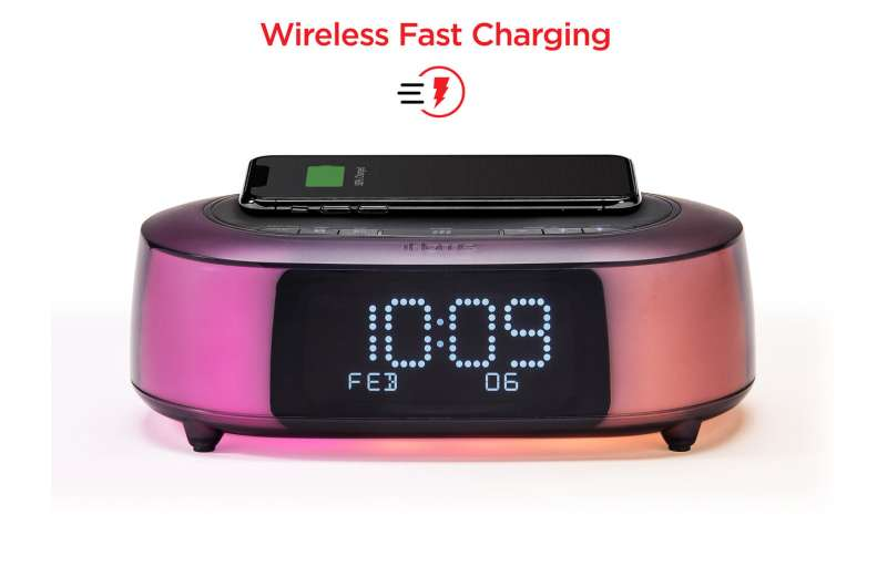 Gadgets: Multi-functional clock radio has alarm and so much more
