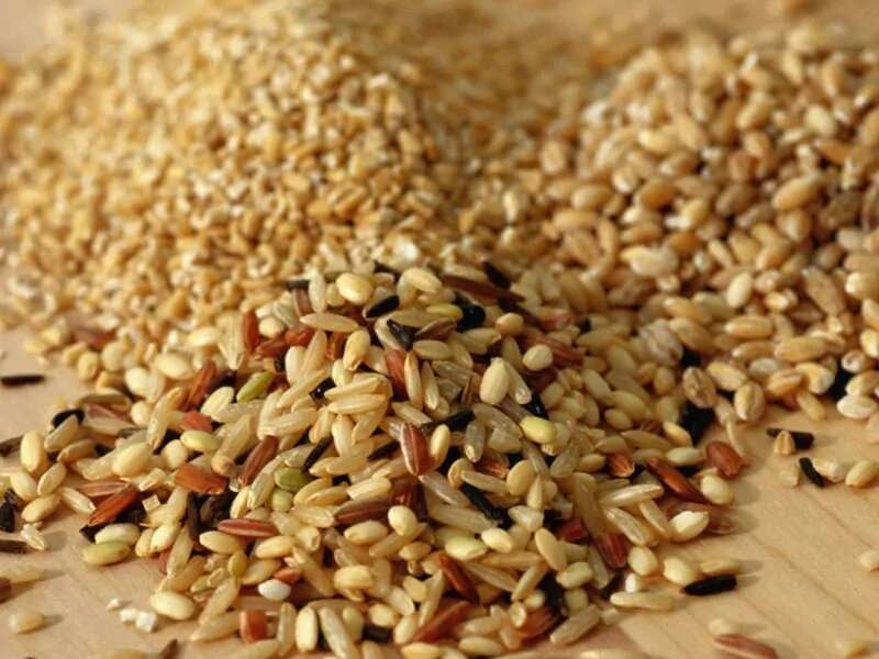 Getting in step with whole grains